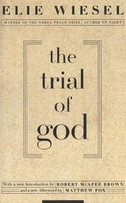 Cover art for THE TRIAL OF GOD
