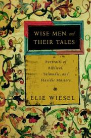 Book Cover for WISE MEN AND THEIR TALES
