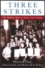 Book Cover for THREE STRIKES