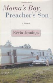 Book Cover for MAMA'S BOY, PREACHER'S SON