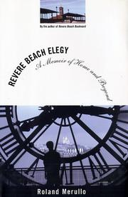 Cover art for REVERE BEACH ELEGY