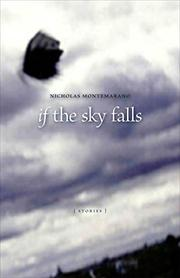 Cover art for IF THE SKY FALLS