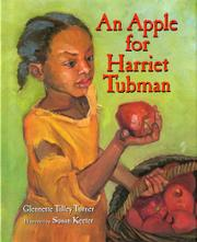 Cover art for AN APPLE FOR HARRIET TUBMAN
