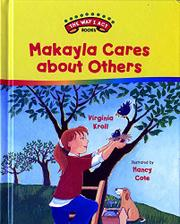 Book Cover for MAKAYLA CARES ABOUT OTHERS