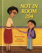 Book Cover for NOT IN ROOM 204
