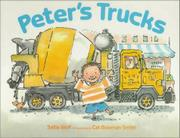 Cover art for PETER'S TRUCKS