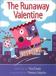 Book Cover for THE RUNAWAY VALENTINE