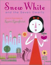 Book Cover for SNOW WHITE AND THE SEVEN DWARFS