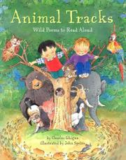 Cover art for ANIMAL TRACKS