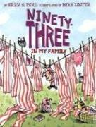 Cover art for NINETY-THREE IN MY FAMILY