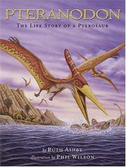 Book Cover for PTERANODON