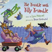 Cover art for THE TROUBLE WITH TILLY TRUMBLE