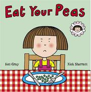 Cover art for EAT YOUR PEAS