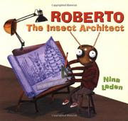 Cover art for ROBERTO THE INSECT ARCHITECT
