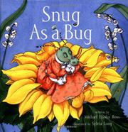 Book Cover for SNUG AS A BUG