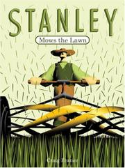 Book Cover for STANLEY MOWS THE LAWN