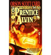 Cover art for PRENTICE ALVIN: Vol. III of The Tales of Alvin Mak