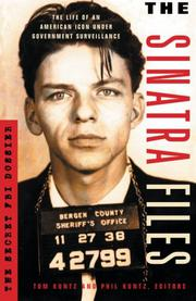 Book Cover for THE SINATRA FILES