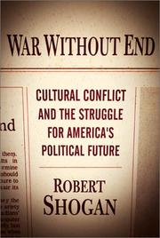 Cover art for WAR WITHOUT END