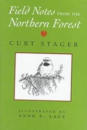Book Cover for FIELD NOTES FROM THE NORTHERN FOREST
