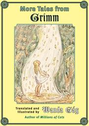 Cover art for MORE TALES FROM GRIMM