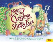 Cover art for MERRY CHRISTMAS, STINKY FACE