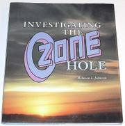 Cover art for INVESTIGATING THE OZONE HOLE