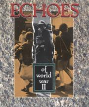 Cover art for ECHOES OF WORLD WAR II