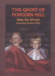 Cover art for THE GHOST OF POPCORN HILL