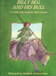 Book Cover for BILLY BEG AND HIS BULL