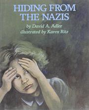 Book Cover for HIDING FROM THE NAZIS