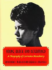 Book Cover for YOUNG, BLACK, AND DETERMINED