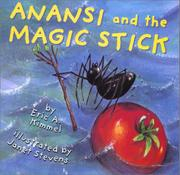 Cover art for ANANSI AND THE MAGIC STICK