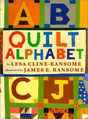 Book Cover for QUILT ALPHABET