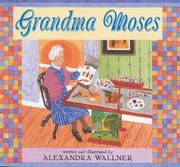 Cover art for GRANDMA MOSES