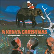 Cover art for A KENYA CHRISTMAS