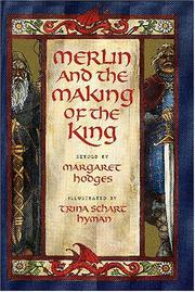 Book Cover for MERLIN AND THE MAKING OF THE KING