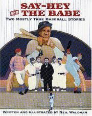 Cover art for SAY-HEY AND THE BABE