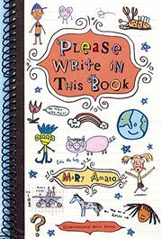 Cover art for PLEASE WRITE IN THIS BOOK