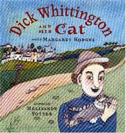 Cover art for DICK WHITTINGTON AND HIS CAT