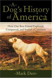 Book Cover for A DOG'S HISTORY OF AMERICA