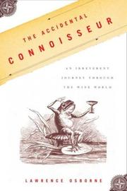 Book Cover for THE ACCIDENTAL CONNOISSEUR