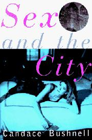 Cover art for SEX AND THE CITY