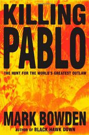 Cover art for KILLING PABLO
