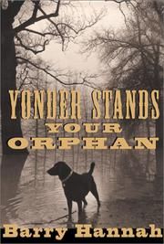 Cover art for YONDER STANDS YOUR ORPHAN