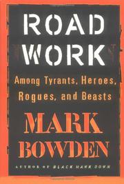 Book Cover for ROAD WORK