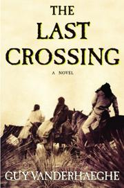 Cover art for THE LAST CROSSING