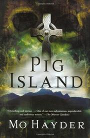 Book Cover for PIG ISLAND