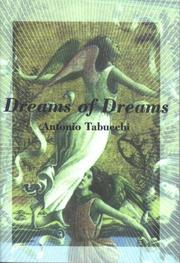 Cover art for DREAMS OF DREAMS
