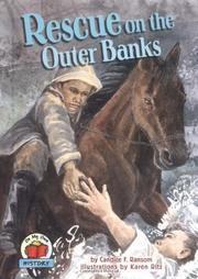 Book Cover for RESCUE ON THE OUTER BANKS